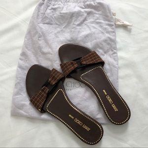 London Jimmy Choo Sandals w/ Dust Bag